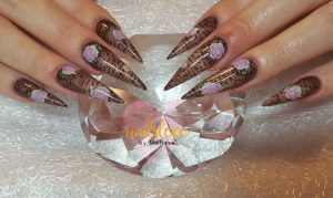Vintage Stiletto nailslove.at
